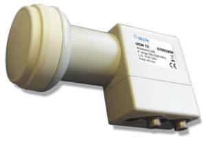 DCT Delta Wideband LNB