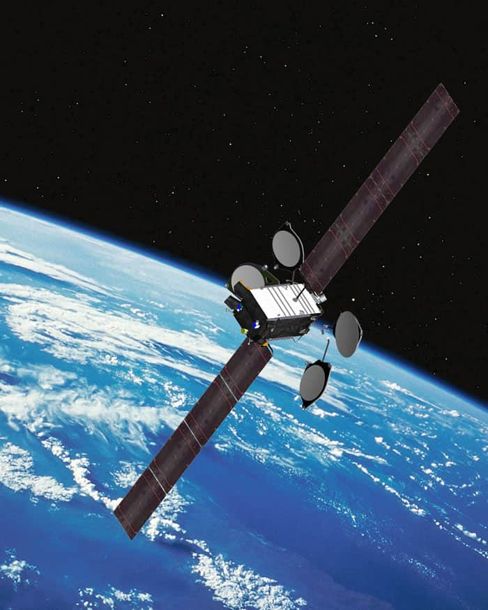 SES-15 Hybrid-Satellit