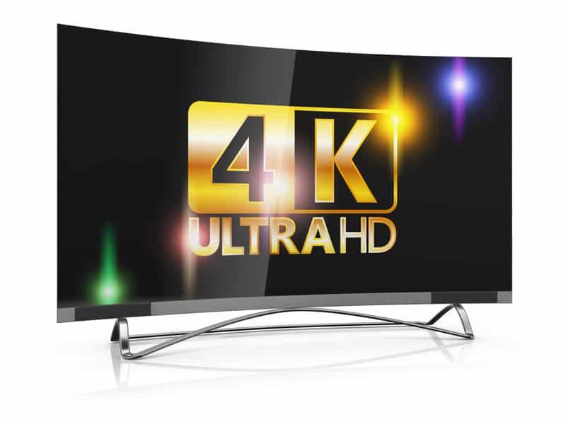 4K Ultra HD Fernseher