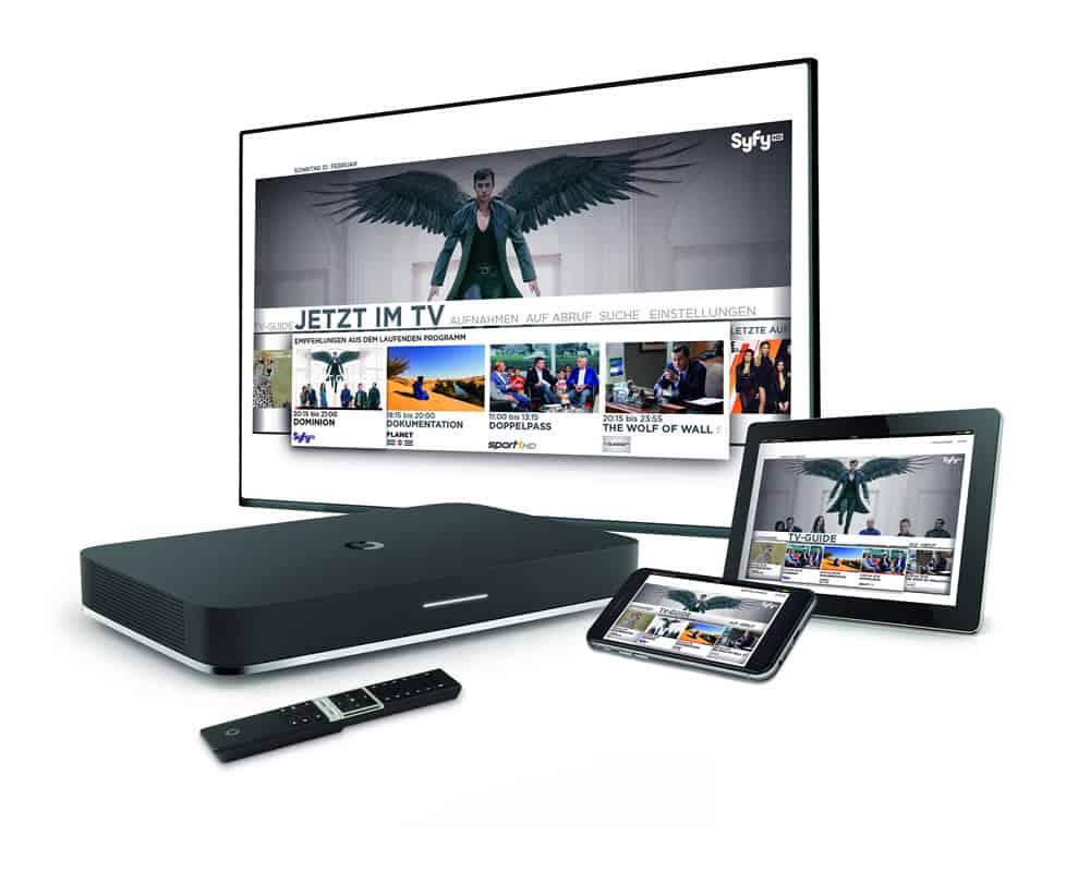 GigaTV von Vodafone