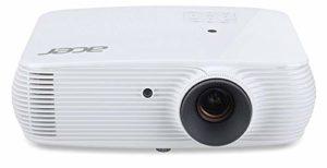 Bild des Produktes 'Acer H5382BD DLP Projektor (WXGA 1280 x 720 Pixel, 3.300 ANSI Lumen, Kontrast 20.000:1, 3D)'