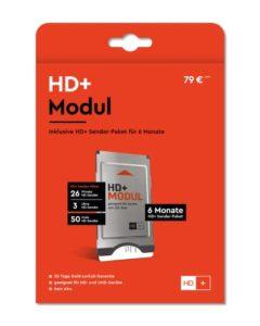 Bild des Produktes 'HD+ Modul inkl. HD+ Sender-Paket für 6 Monate gratis'