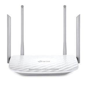 Bild des Produktes 'TP-Link Archer C50 AC1200 Dualband WLAN Wireless WiFi Router(für Anschluss an Kabel-/DSL-/GlasfaserModem, 300 Mbit/s(2.'