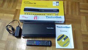 Bild des Produktes 'TechniSat Technistar S2 HD Sat Receiver (DVB-S2, HDTV, PVR Aufnahmefunktion, CI+, USB 2.0, HDMI, Scart) schwarz'