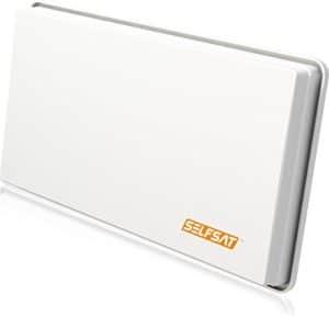 Bild des Produktes 'Selfsat H30 D2 Twin Flachantenne für 2 Teilnehmer weiß'