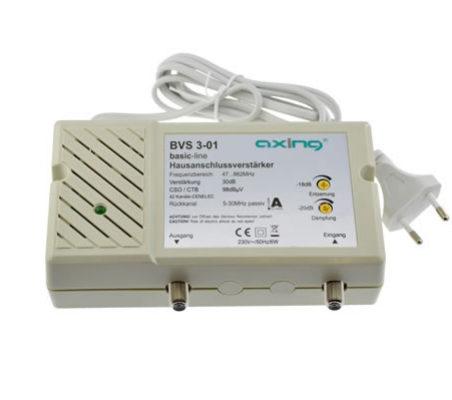 Hausanschlussverstärker Axing BVS 3-01