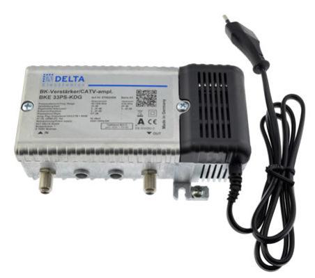 Hausanschlussverstärker DCT Delta – BKE 33 PS KDG