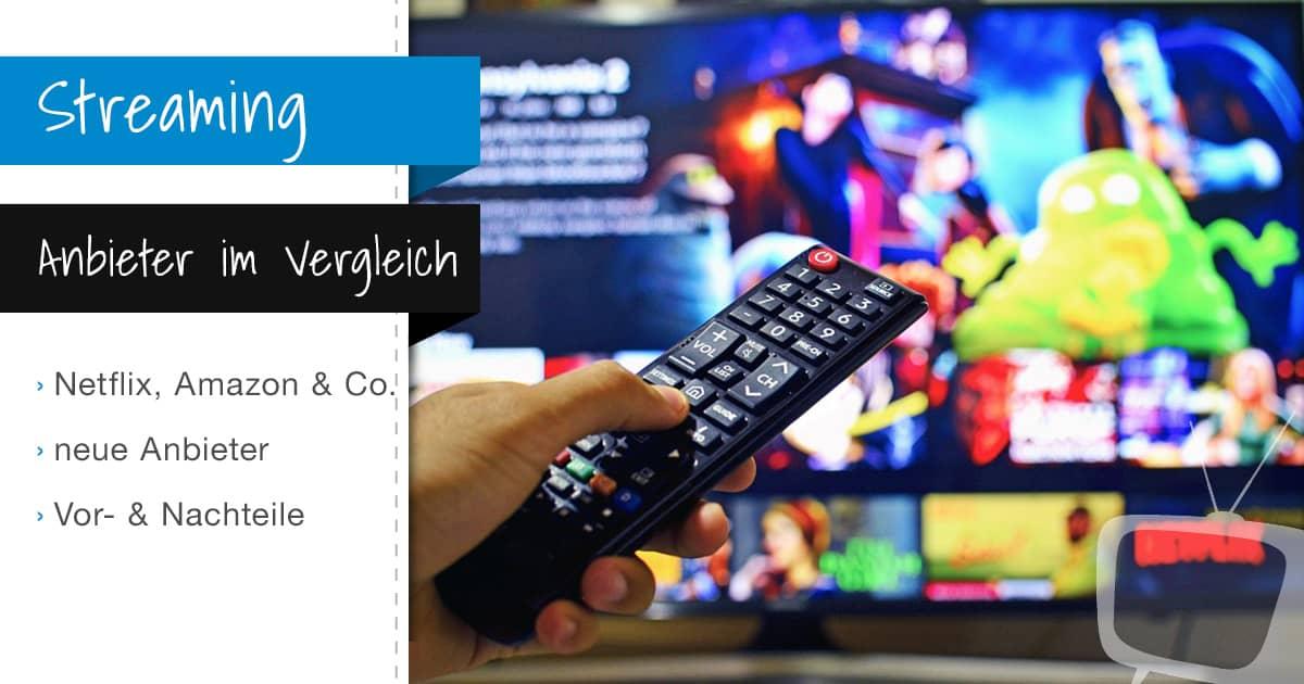 Streaming Tv Vergleich