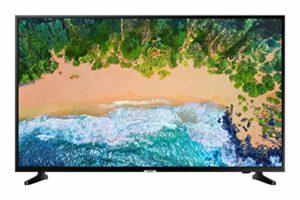 Bild des Produktes 'Samsung NU7099 108 cm (43 Zoll) LED Fernseher (Ultra HD, HDR, Triple Tuner, Smart TV)'