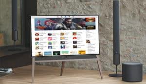 SmartTV-Gaming