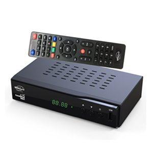 Bild des Produktes 'DigiQuest KabelAbel Full-HD Kabelreceiver Digital DVB-C (HDMI,Scart,LAN,USB,Display,Tasten,2in1 Fernbedienung)'