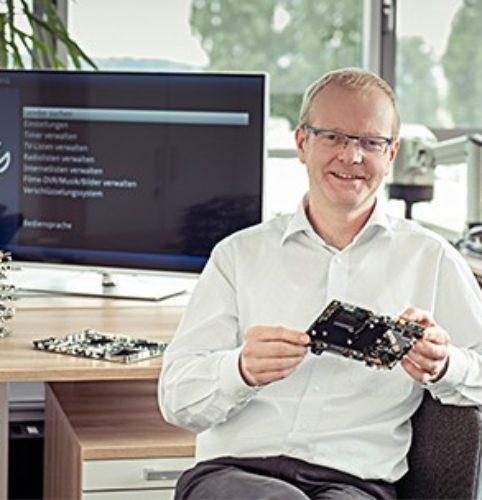 TechniSat-Entwickler Thomas Haase über die 4K Technologie und die Zukunft von 8K