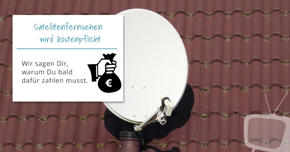 Satellitenfernsehen Kostenpflichtig