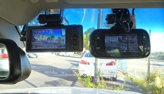 Dash Cam TV Übertragung