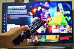 Netlix auf dem TV Streamen