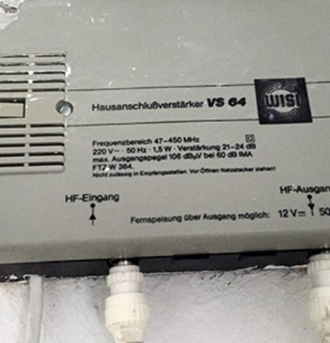 Auf was muss beim Austausch oder Umbau einer Kabelfernsehen Anlage geachtet werden?