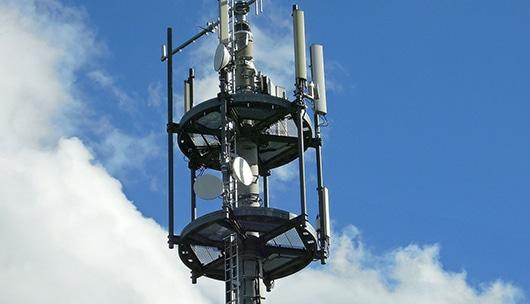 Fernsehen und Streaming in Zukunft über 5G.