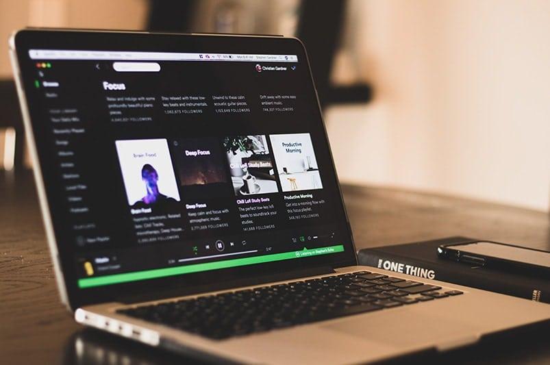 Music Streaming Dienste