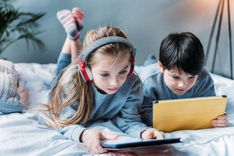 Audio Streaming für Kinder