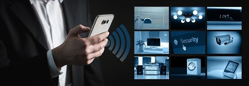 Smart Home Videoüberwachnung