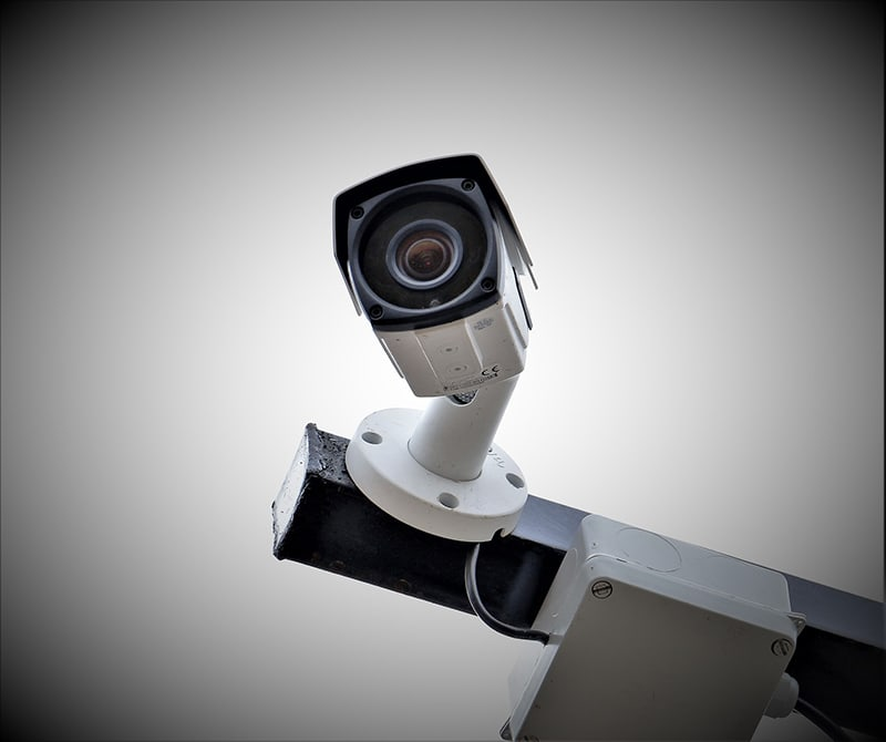 Ueberwachungskamera für Videoüberwachnung im Smart Home
