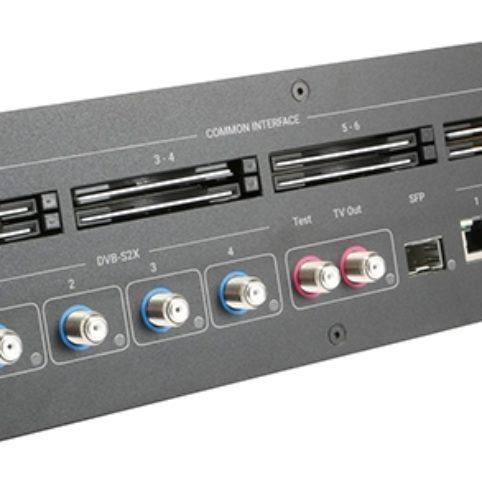 Die Kompaktkopfstelle TDcH von TRIAX im Detail