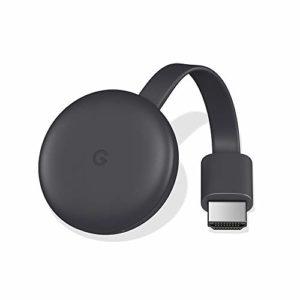 Bild des Produktes 'Google Chromecast, Karbon - Unbegrenztes Streaming'